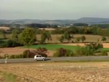 VW Golf III - Generation one to seven Driving Video