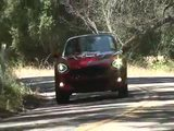 2017 Fiat 124 Spider Lusso - Driving Video
