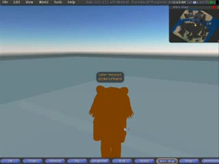 Second Life Construction Tutorial