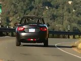 2017 Fiat 124 Spider Classic - Driving Video