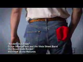 Bruce ServicePack & the Vista Street Band - Rockin' Our Sales
