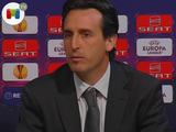 Emery ilusionado con la Europa League