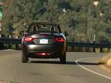 2017 Fiat 124 Spider Classic - Driving Video Trailer