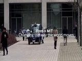 Ford & MIT Collaborate for On-Demand Electric Urban Feature
