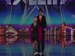 Abuela con marcha en Britain Got Talent