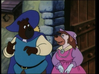 20 Dogtanian And The Blue Falcon