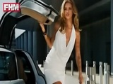 Rosie Huntington en FHM