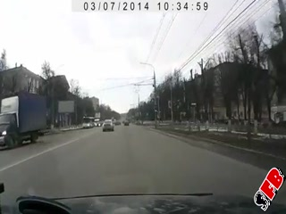 Compilación de accidentes en Rusia